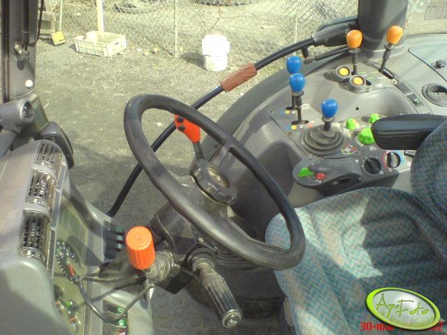 Deutz-Fahr Agrotron 150+tur-kabina