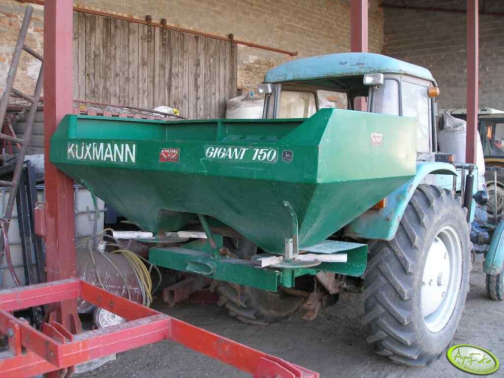 Kuxmann 750 Gigant