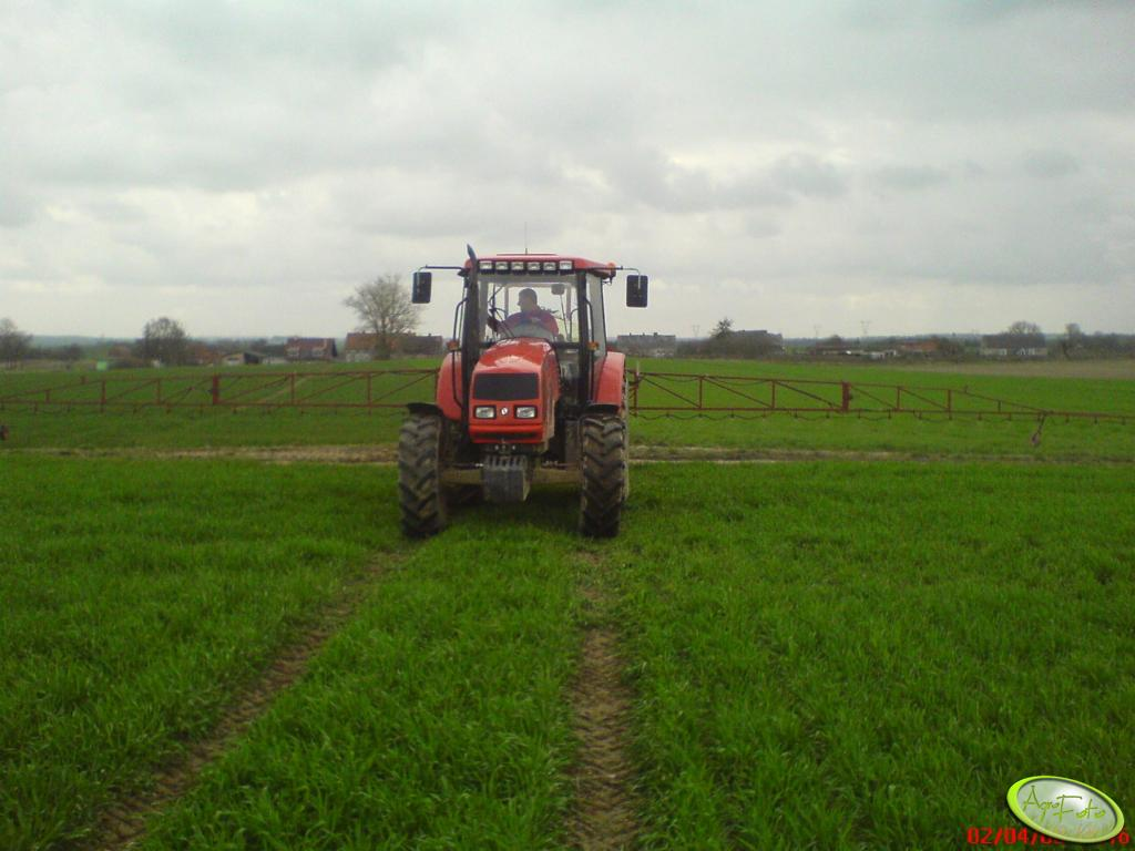 Farmer 8244 C2+Pilmet 2000l