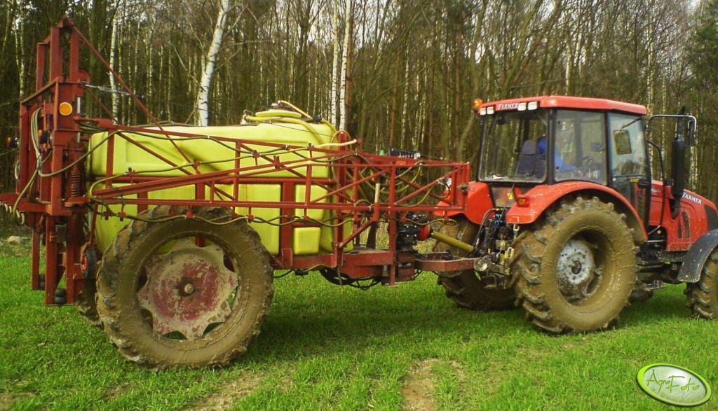 Pilmet 2000l + Farmer 8244 C2
