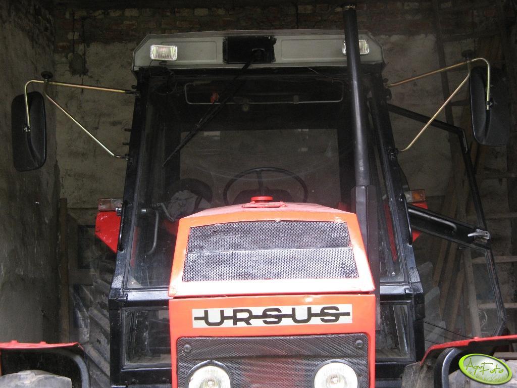 Ursus 914 DeLuxe