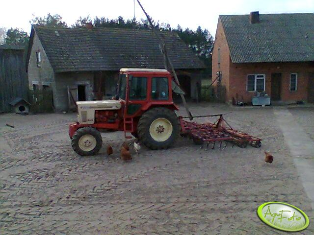 Mtz Belarus 820 + agregat 3.4 m
