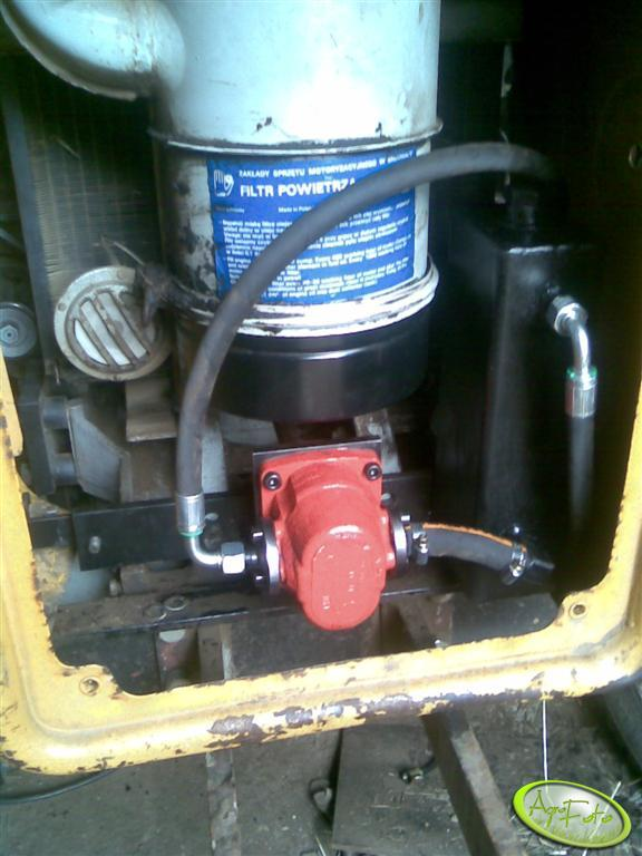 Wspomaganie C 360-3P Pompa i zbiornik