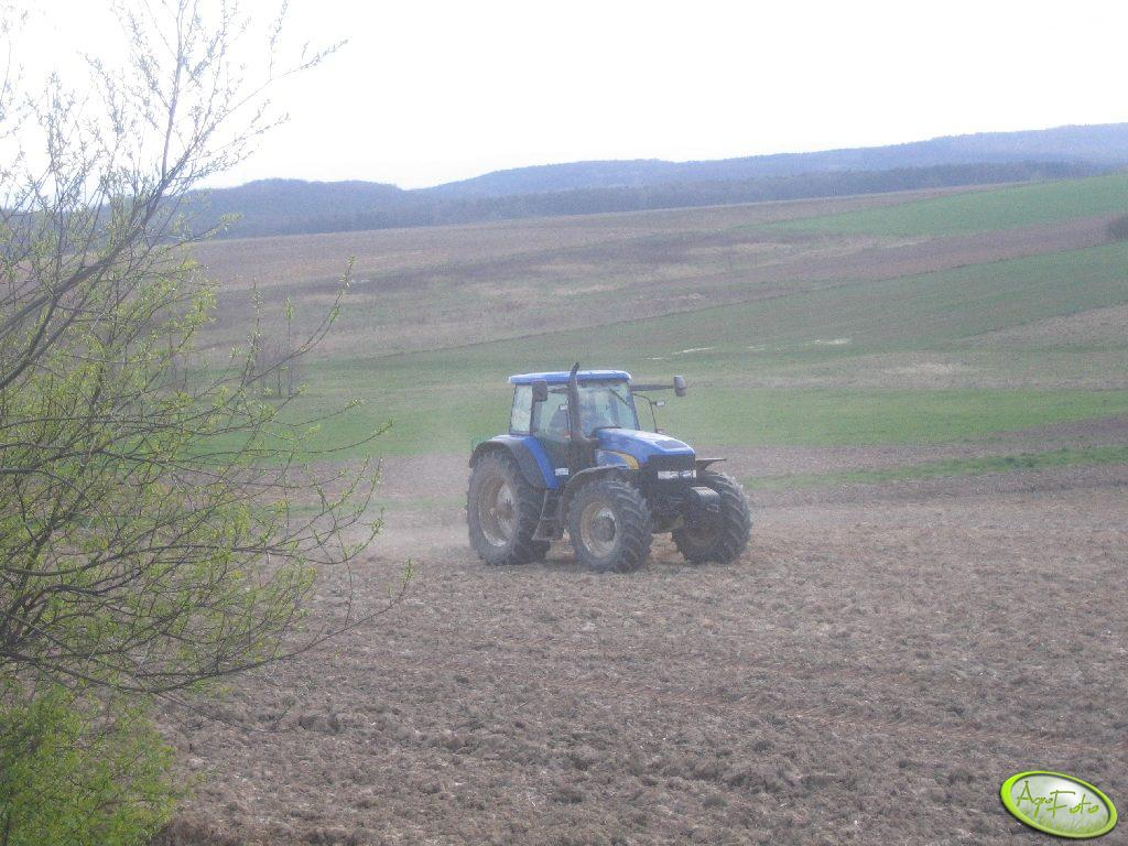 New Holland TM175 +RCW SM