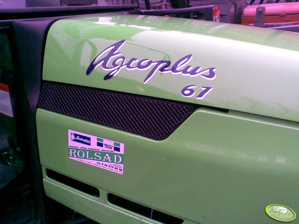 DF Agroplus 67