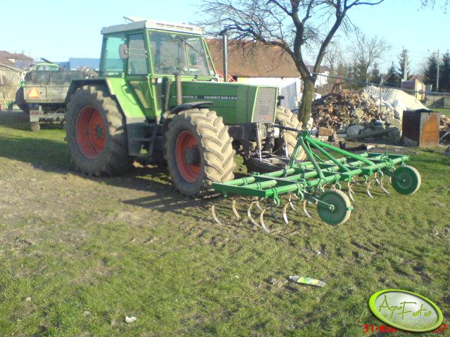 Fendt favorit 615LSA Turbomatic E