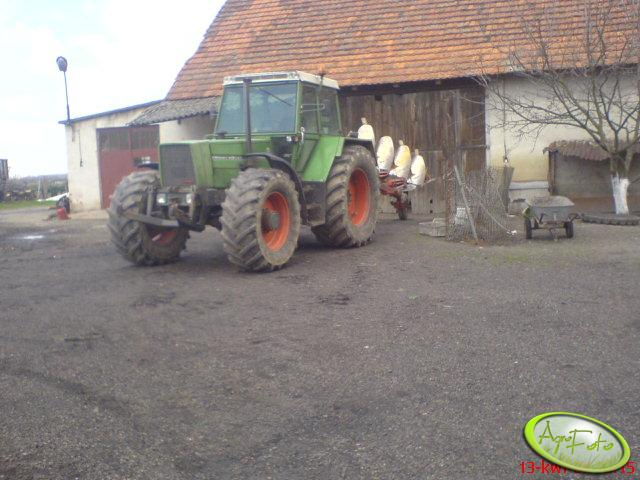 Fendt Favorit 615 LSA Turbomatic E