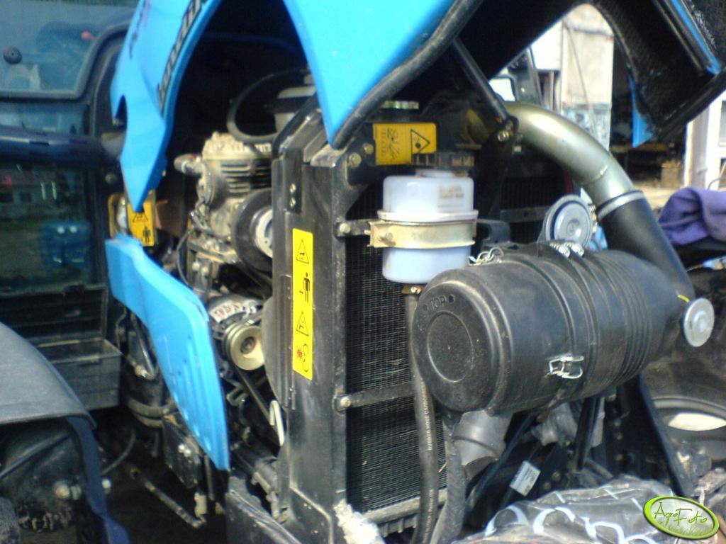 Landini Powerfarm 85 - silnik