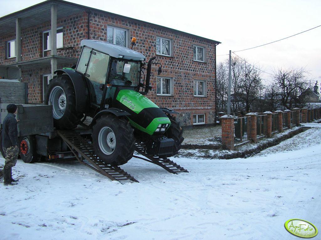 Deutz Fahr Agrofarm 100