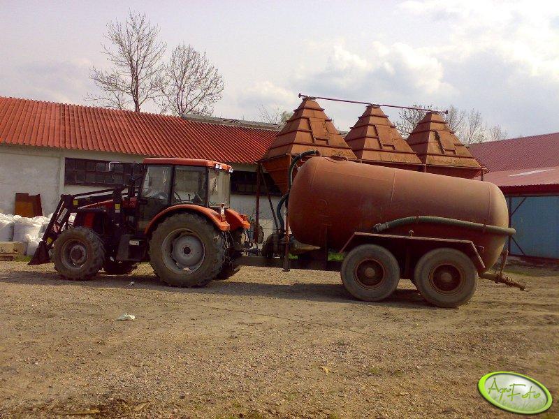 Farmer8244 + Beczkowóz