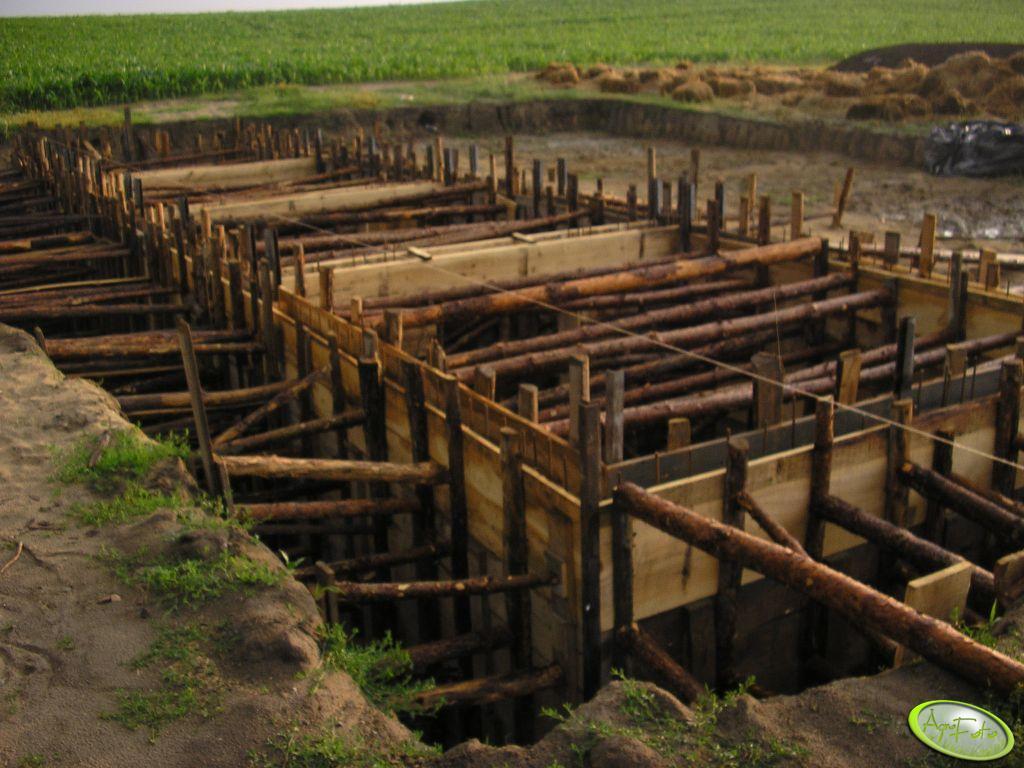 Zbiornik na gnojowicę