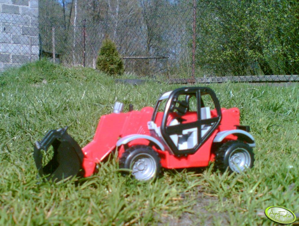 Manitou MLT 633 Turbo