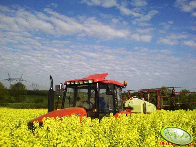 Farmer 8244 C2 + Pilmet 2000l