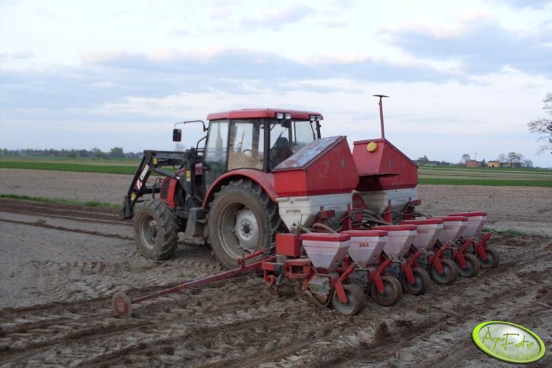 Farmer 8244 + OptimaAccord
