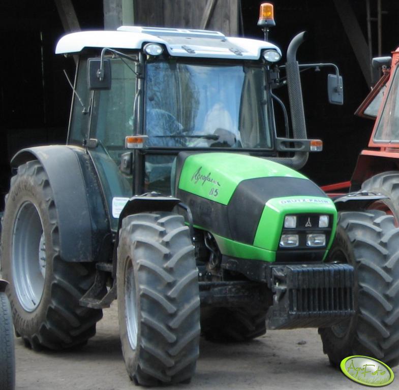 Deutz-Fahr Agrofarm 85 GS