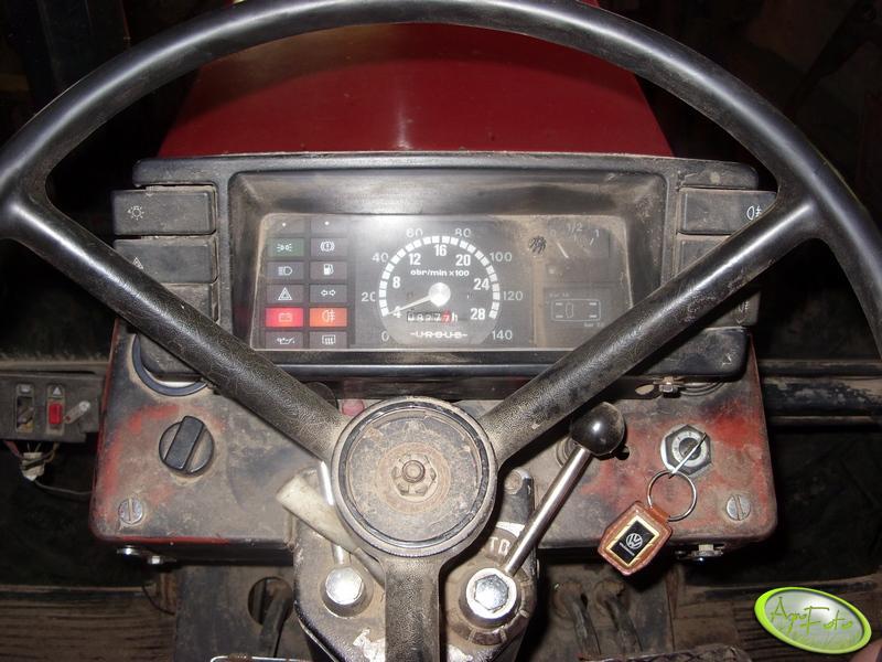 Ursus 914 - zegary od malucha