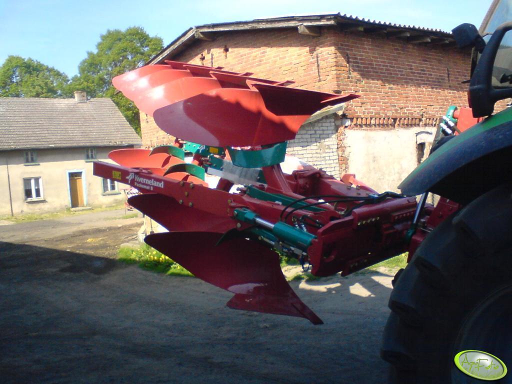 Kverneland EM100 4-skibowy