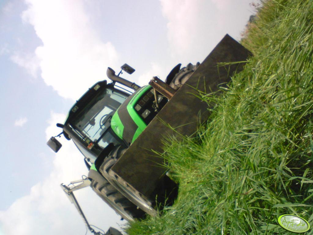 Deutz Fahr Agrotron 155
