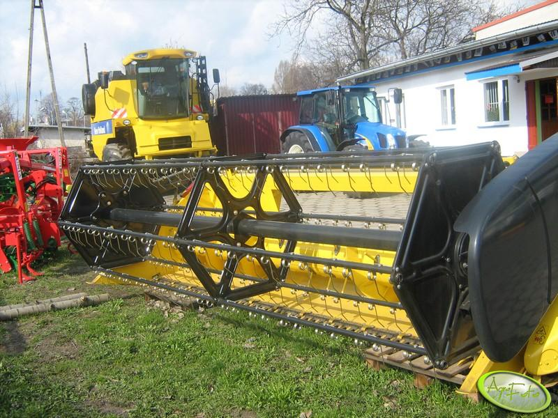 Heder do New Holland TC5050 Bizon