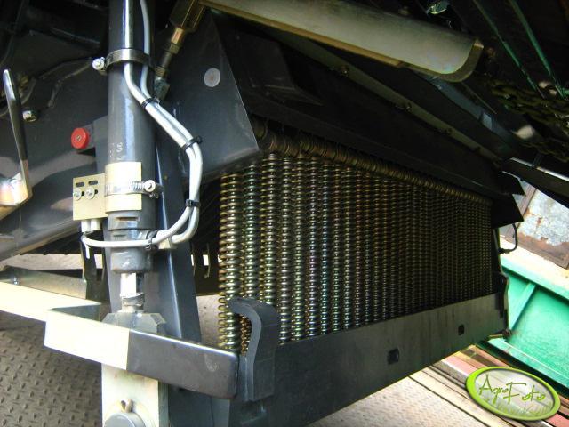 Claas Quantum 4700P - noże