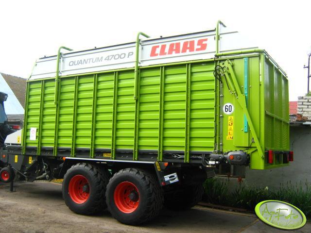 Claas Quantum 4700P