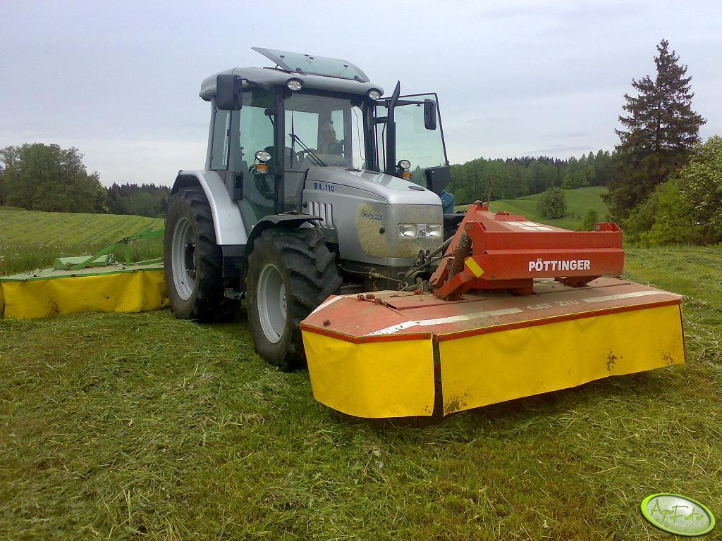 Lamborghini R4.110 i Pottinger Cat 270 i Samasz 1,85
