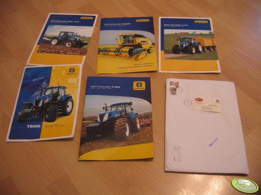 Katalogi New Holland