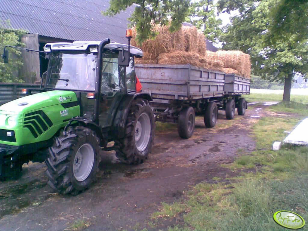 DF Agroplus 67 i  2 x HL8011
