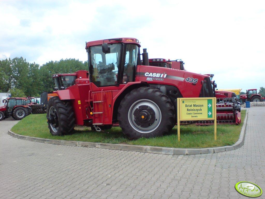Case Steiger 435HD