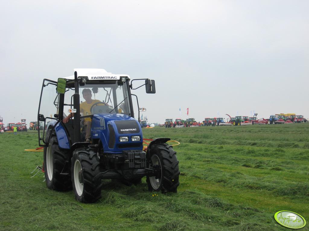 Farmtrac 80 4WD
