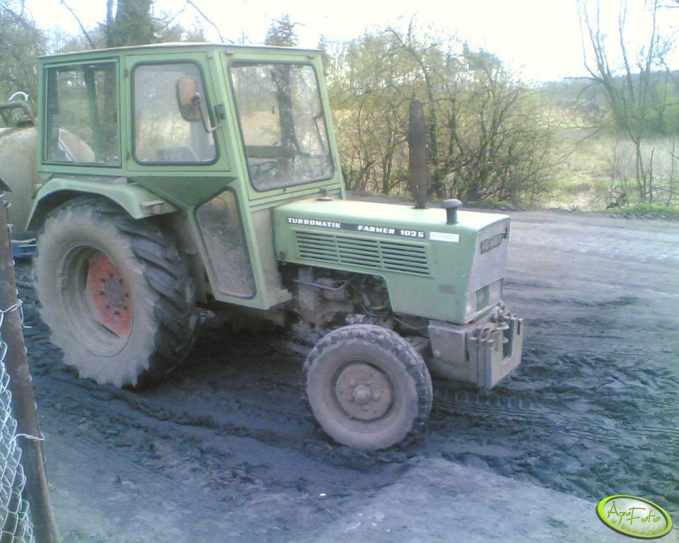Fendt Farmer 103S Turbomatik