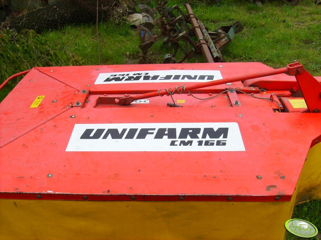 Claas Unifarm Cm 166