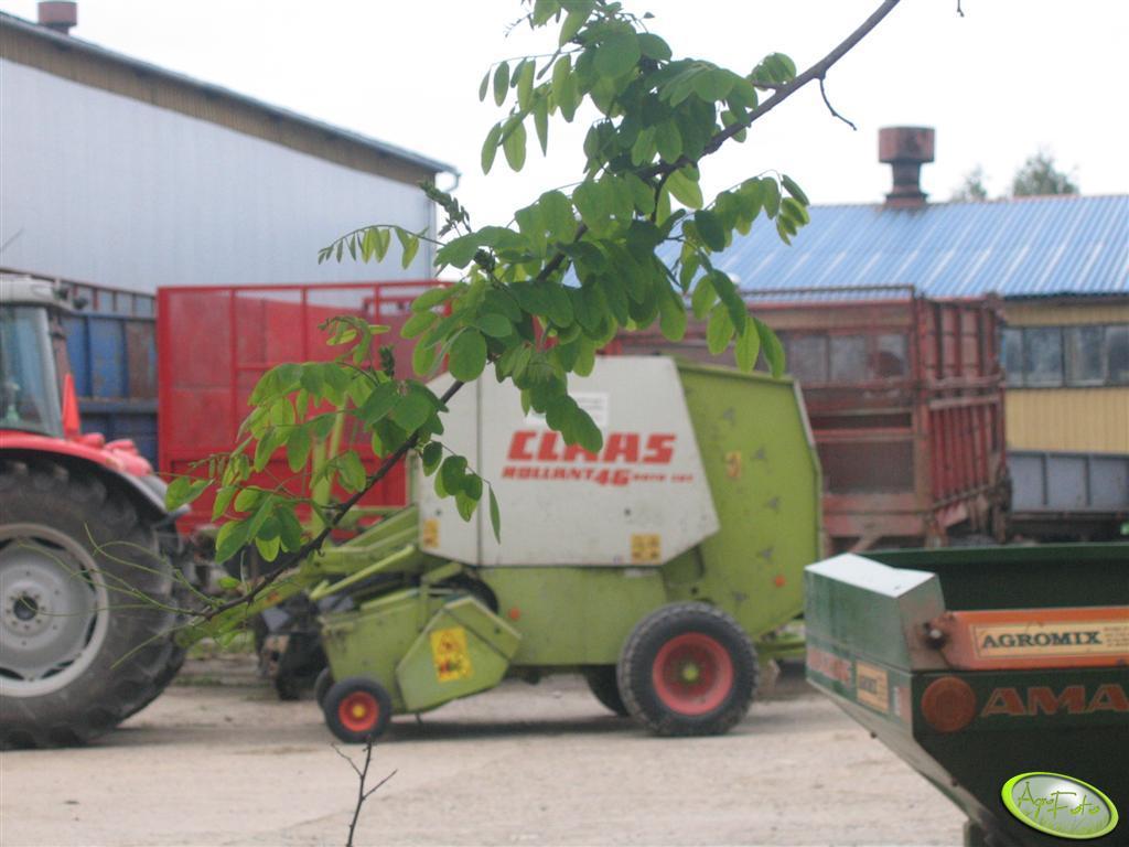 Claas rolant 46