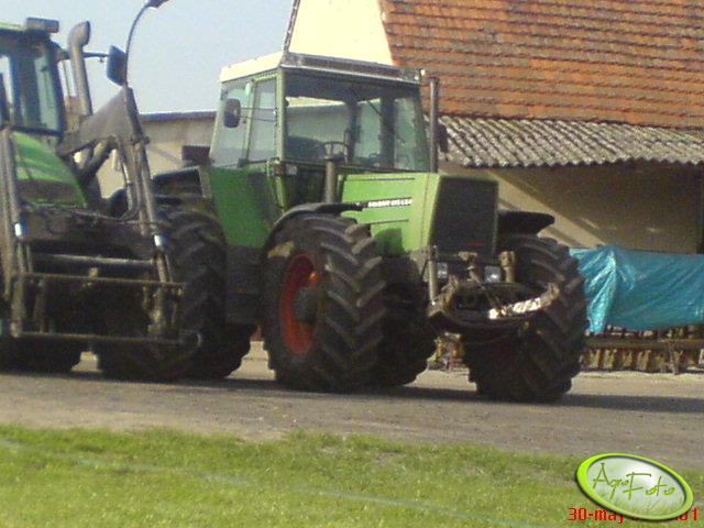 Fendt 615lsa Turbomatic e