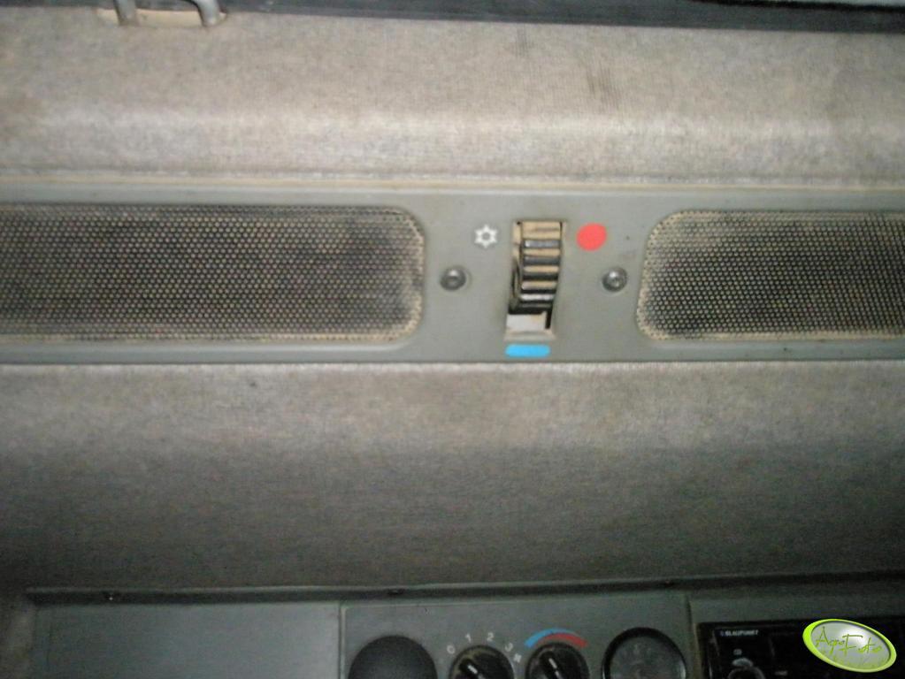MF 6150 - wnętrze