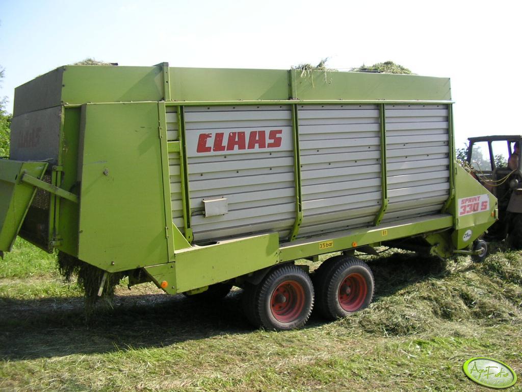 Claas Sprint 330s