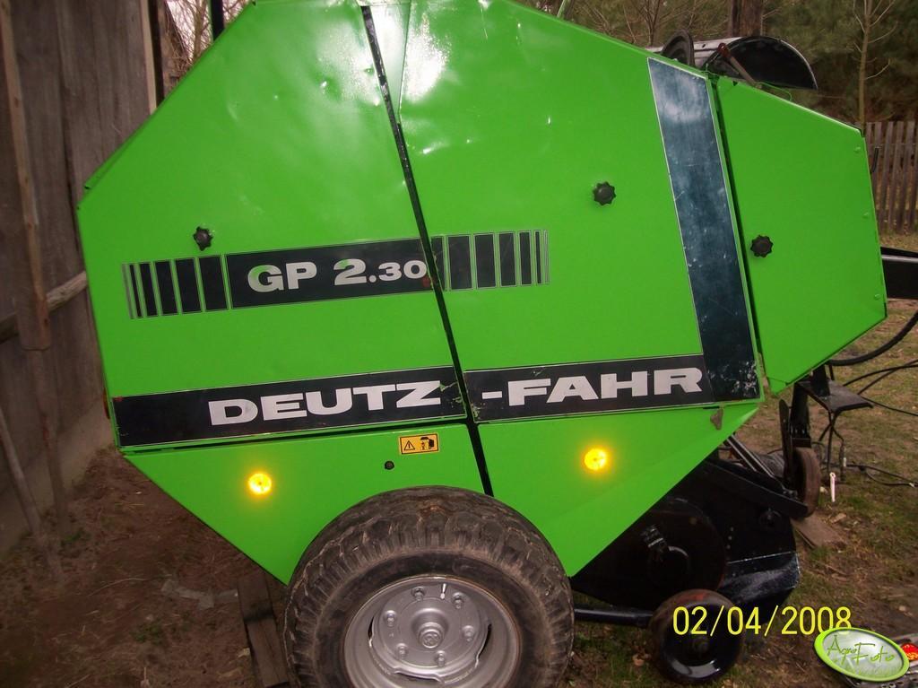 Deutz Fahr GP 2.30