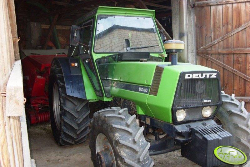 Deutz Fahr DX 110 AN