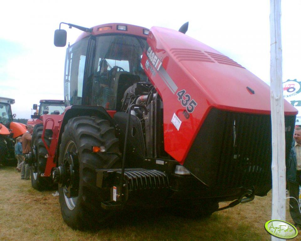 Case IH Steiger STX 435HD