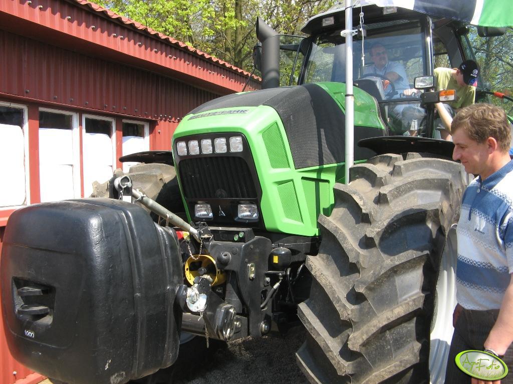 Deutz Fahr Agrotron X 620