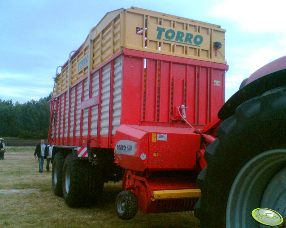 Pottniger Torro 5700