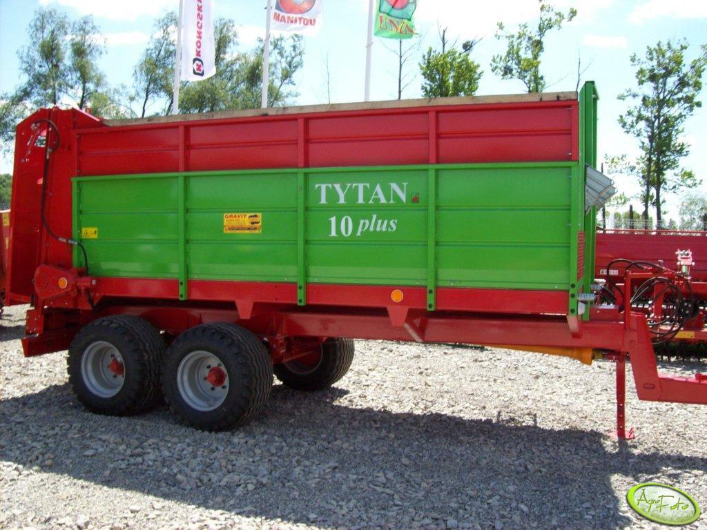 Tytan 10 plus