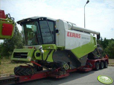 Claas Lexion 560