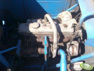 Bizon Dynamic Z115 B3 - silnik