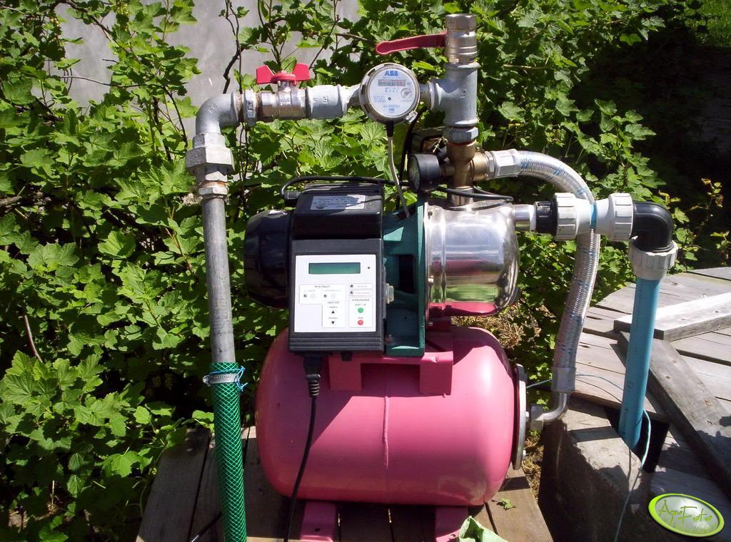 Sterownik do hydroforu