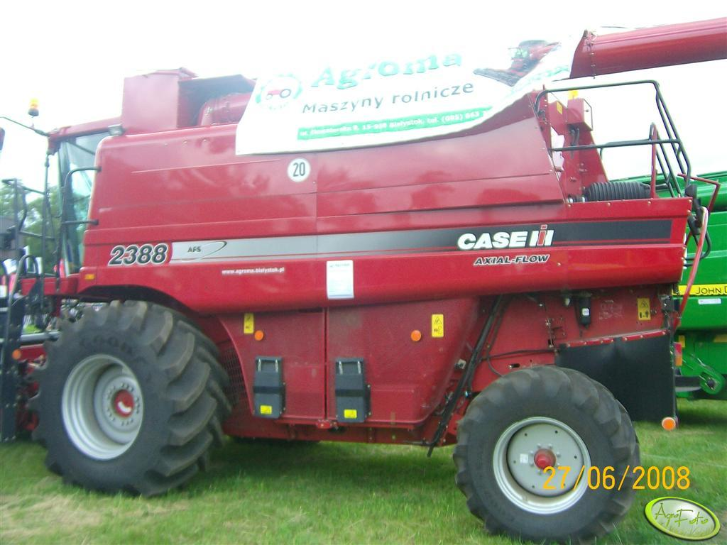 Case Axial-Flow