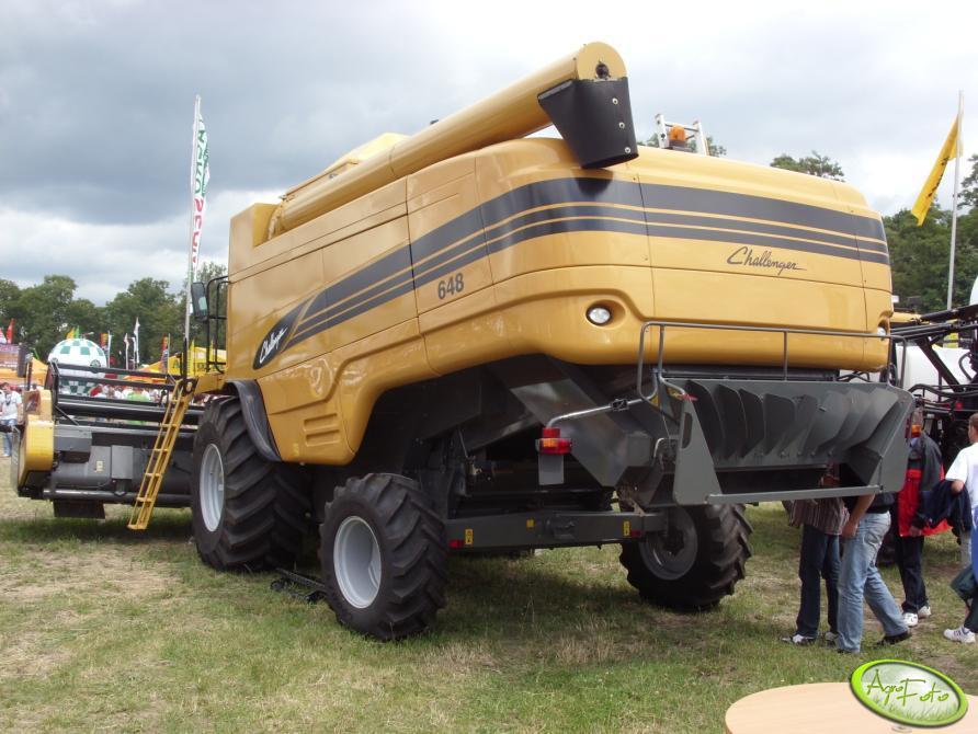 Challenger 648