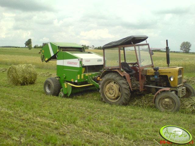Ursus C-330 + Sipma Farma II Z-279/1