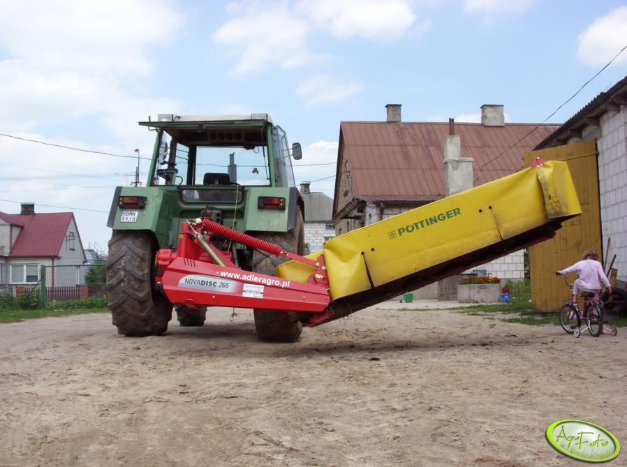 Pottinger Novadisc 265