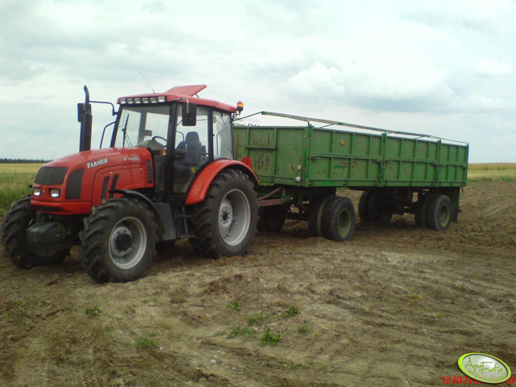 Farmer 8244 C2 + D 616